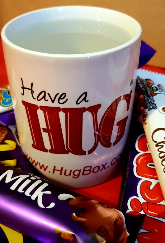 magic colour change mug