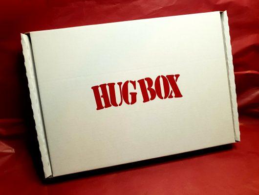Letterbox Hug Box front