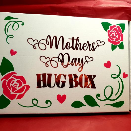 Mothers Day Hug Box
