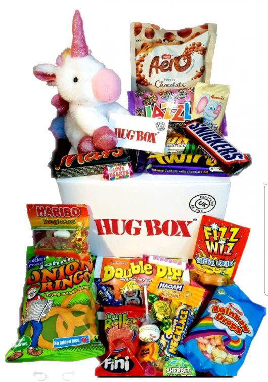 Unicorn Hug Box