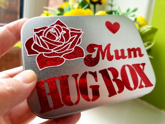 mum gift tin